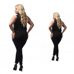Cavaricci plus size női overál