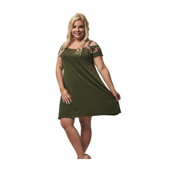 Cavaricci plus size molett női ruha