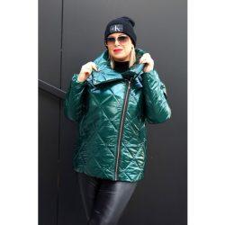 Cavaricci plus size molett női téli kabát