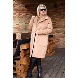 Cavaricci luxus plus size női téli kabát