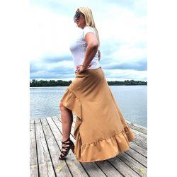 Cavaricci plus size molett női szoknya