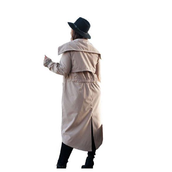 Cavaricci plus size molett női átmeneti kabát- méret: 2XL
