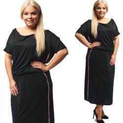 Cavaricci plus size molett női ruha- méret: Méretnélküli (XL-4XL méretig ajánljuk)