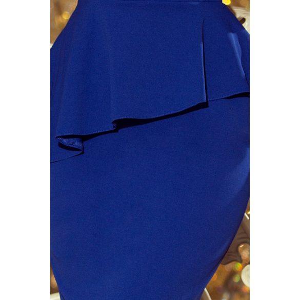 elegáns fodros midi ruha                                                                   4