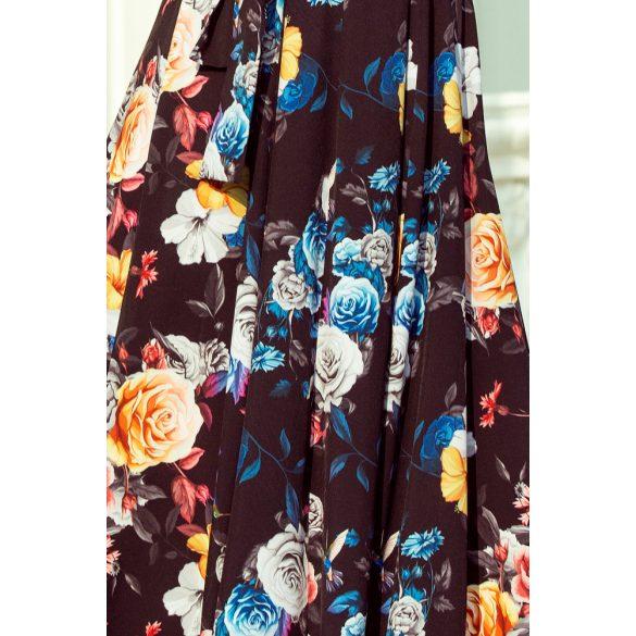 hosszú fodros ruha                                                                         5