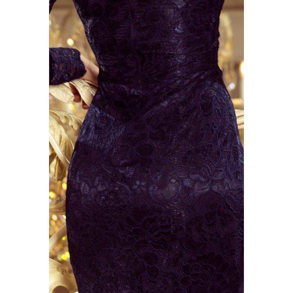csipkés ruha nyakkivágással                                                                5