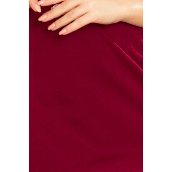 KELLY elegáns ruha nyakkivágással                                                          5