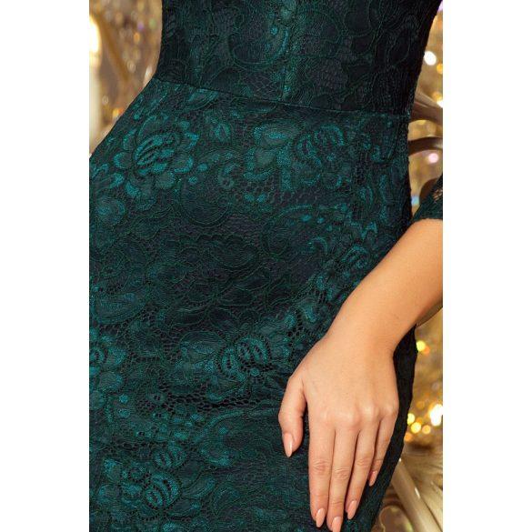 bővölő ujjú csipkés ruha                                                                   5