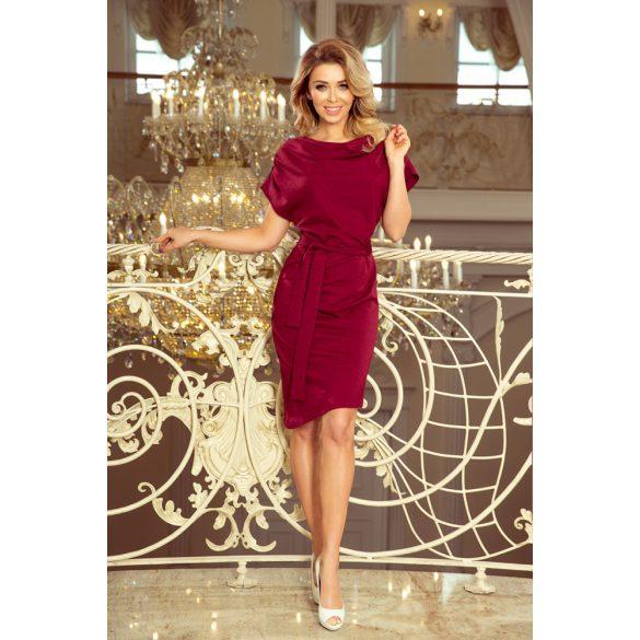 ruha asszimetrikus szoknyával és övvel                                                     2