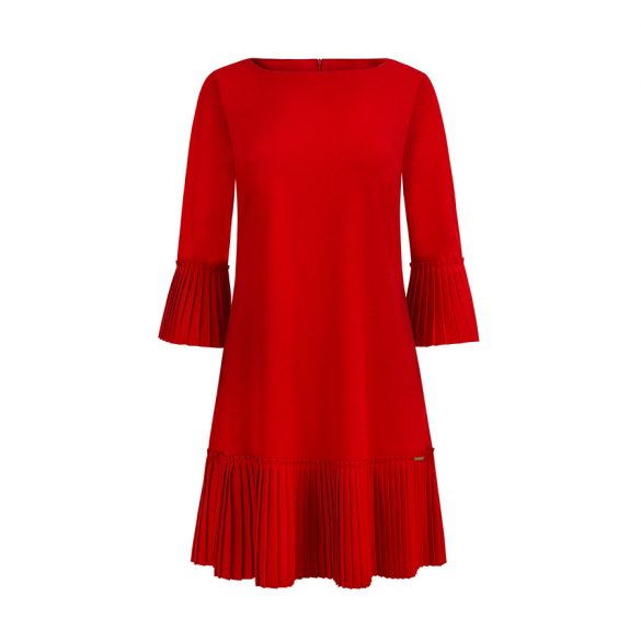 LUCY kényelmes rakott ruha                                                                 6