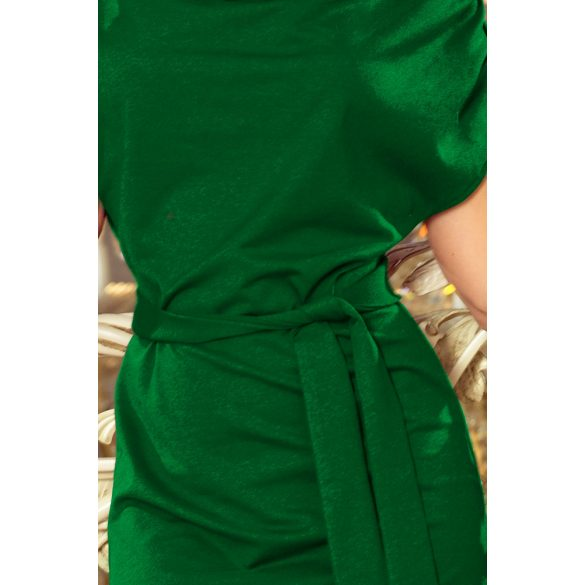 ruha asszimetrikus szoknyával és övvel                                                     5