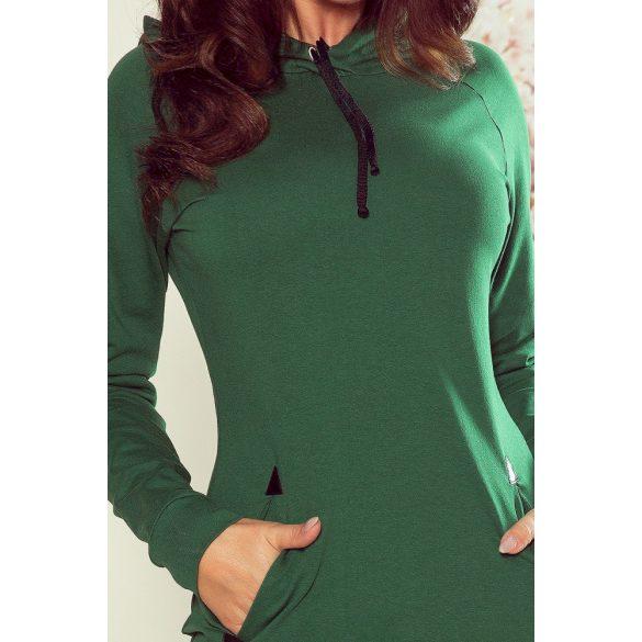 ELSA zöld kapucnis ruha                                                                    5