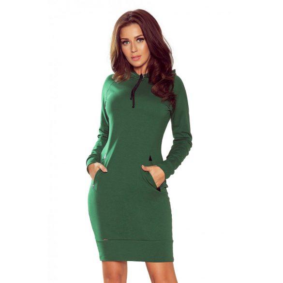 ELSA zöld kapucnis ruha                                                                    6