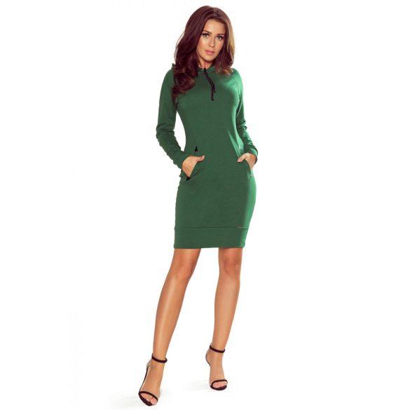 ELSA zöld kapucnis ruha                                                                    7