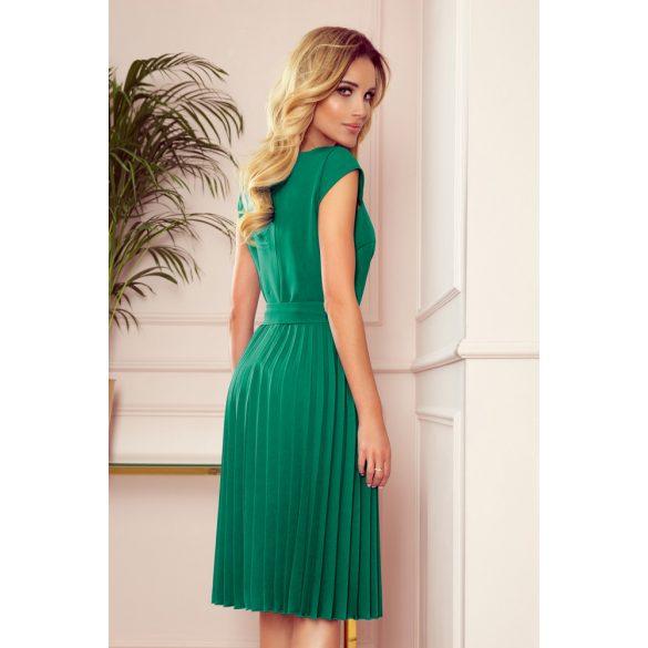 LILA rövid ujjú ráncos ruha                                                                3