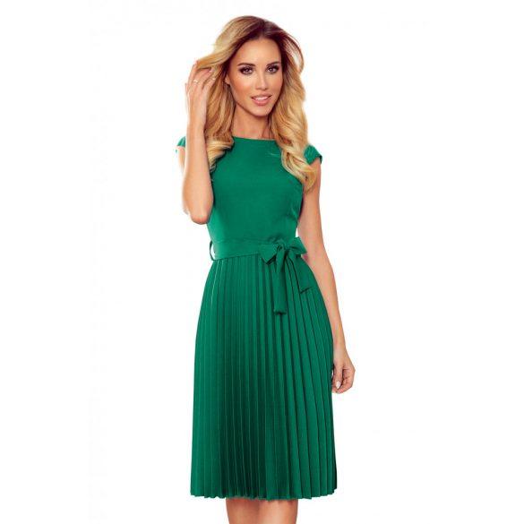 LILA rövid ujjú ráncos ruha                                                                5