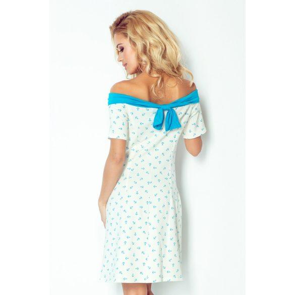 tengerész mintás ruha                                                                      3