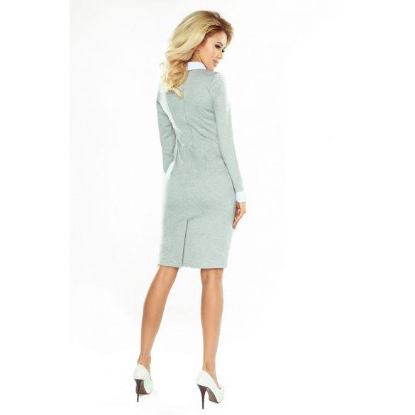 fehér galléros ruha                                                                        1